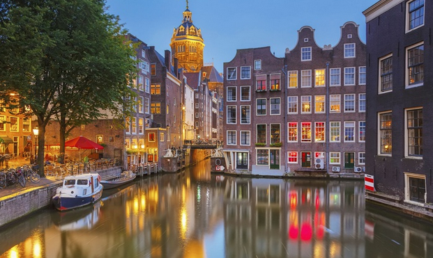 Mini Cruise To Amsterdam For 2 Nights Just 85 For Two
