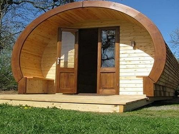 glamping in august just 163 35 per pod sunshinestacey