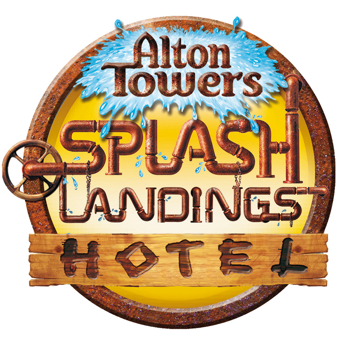 Alton Towers Water Park Breaks Just 163 65 Per Room With