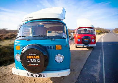 Campervan Hire To Travel Europe
