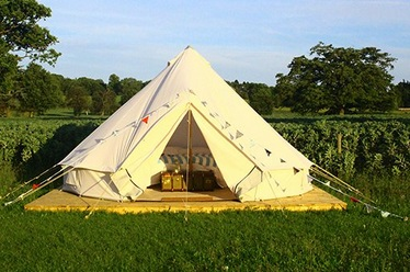 Cheap Bell Tent Gl&ing Breaks just £79 & Cheap Bell Tent Glamping Breaks just £79 u2013 SunshineStacey