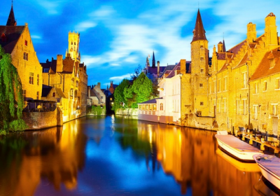 Hotels In Bruges With Parking