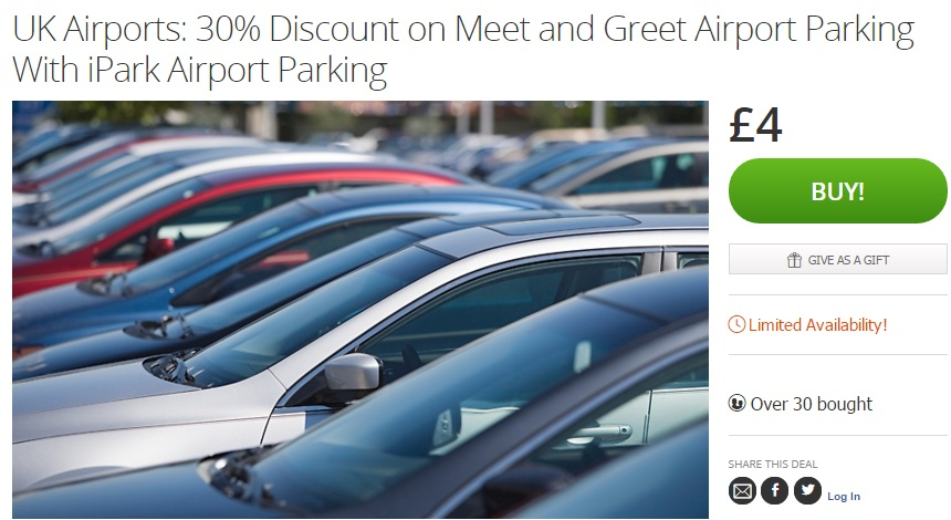 cheapest meet and greet manchester airport parking