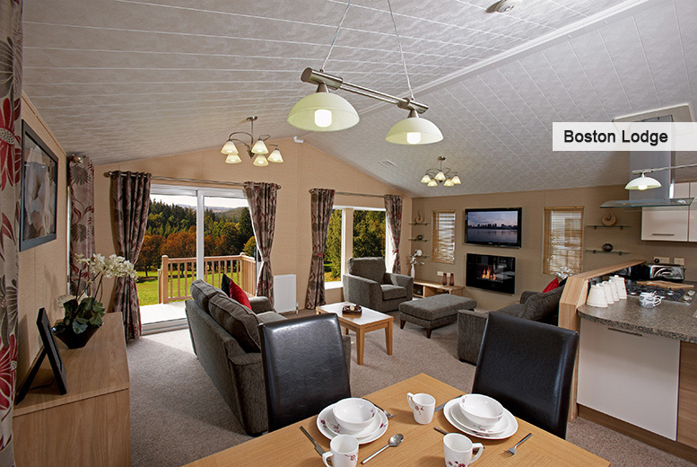 2 Night Flamingo Land Stay In An Awesome Lodge With Theme