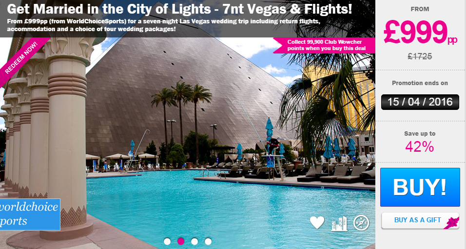 Cheap Vegas Flights And Hotel Packages