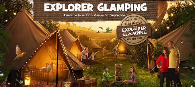 4 Glamping Breaks To Chessington World Of Adventure With