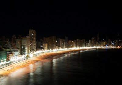 Distance To Benidorm Old To From Sandos Monaco Beach Hotel