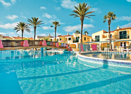 Menorca all inclusive october3