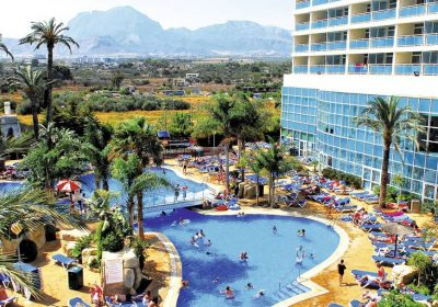 4 All Inclusive Package Holiday To Benidorm Just 236 Each