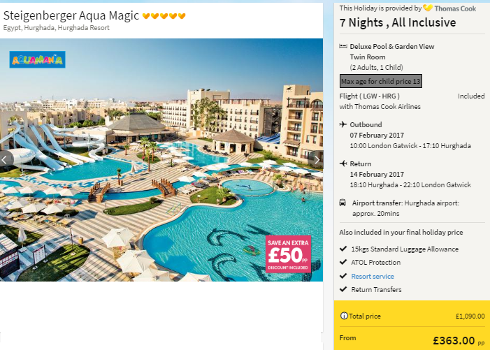 Eygypt all inclusive5