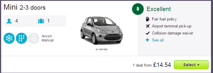 Example Car Hire Purchase Agreement