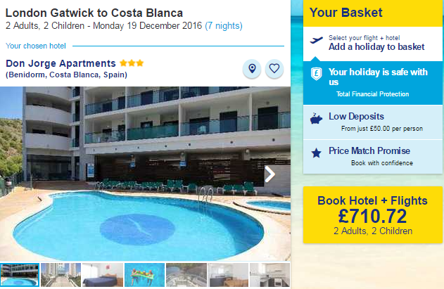 Hotels In Benidorm With Adjoining Rooms For Three People