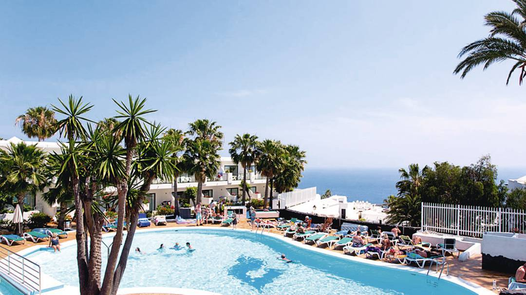 Thomson Flights Check In >> 2017 All Inclusive Package Holiday to Lanzarote £259 ...