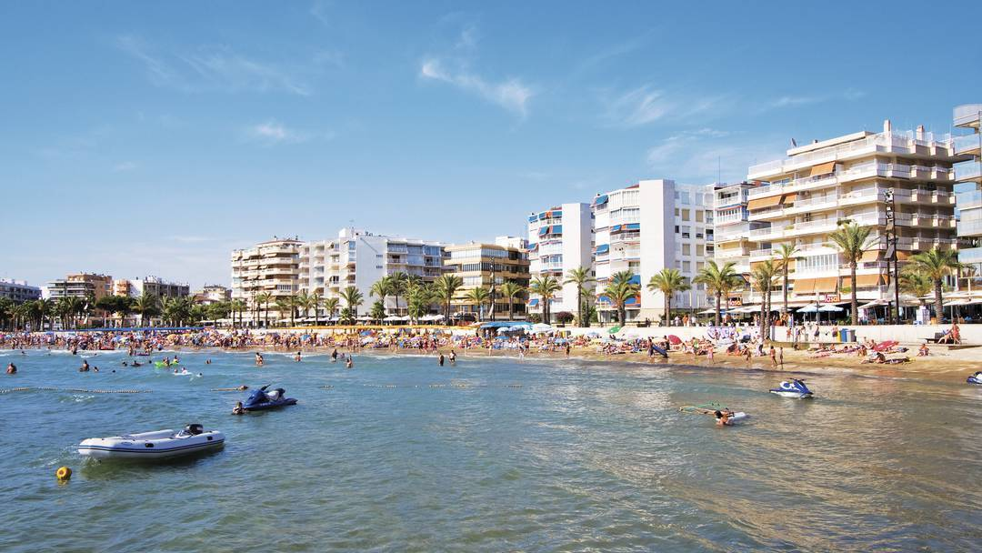 Hotel Villa Dorada Salou All Inclusive