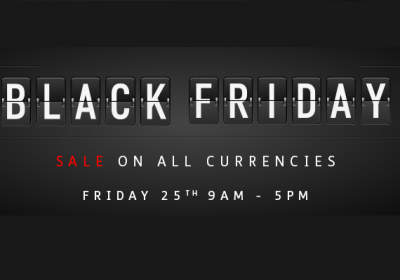 Black friday deals on currency at travelex sunshinestacey for Black friday vacation deals all inclusive