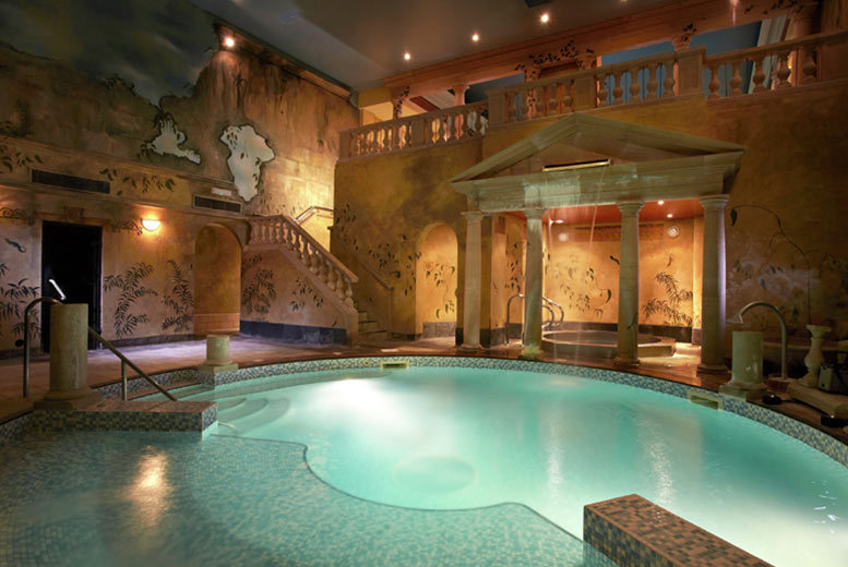 Luxury spa break with dinner breakfast 169 for two for Luxury hotel breaks