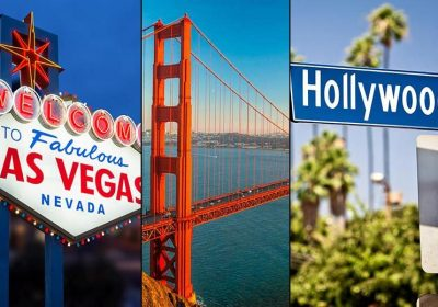 Check Out The Great Deals Over At Wowcher Like This Trip To Las Vegas San Francisco And La Including Return Flights Hotels There Are Various Options
