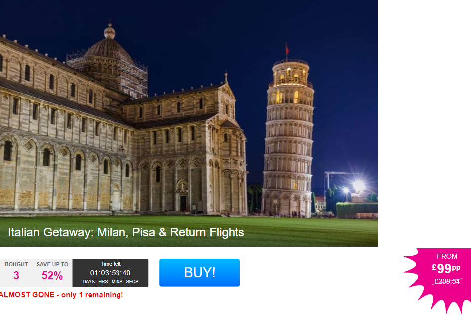 flights to milan from gatwick - photo#28