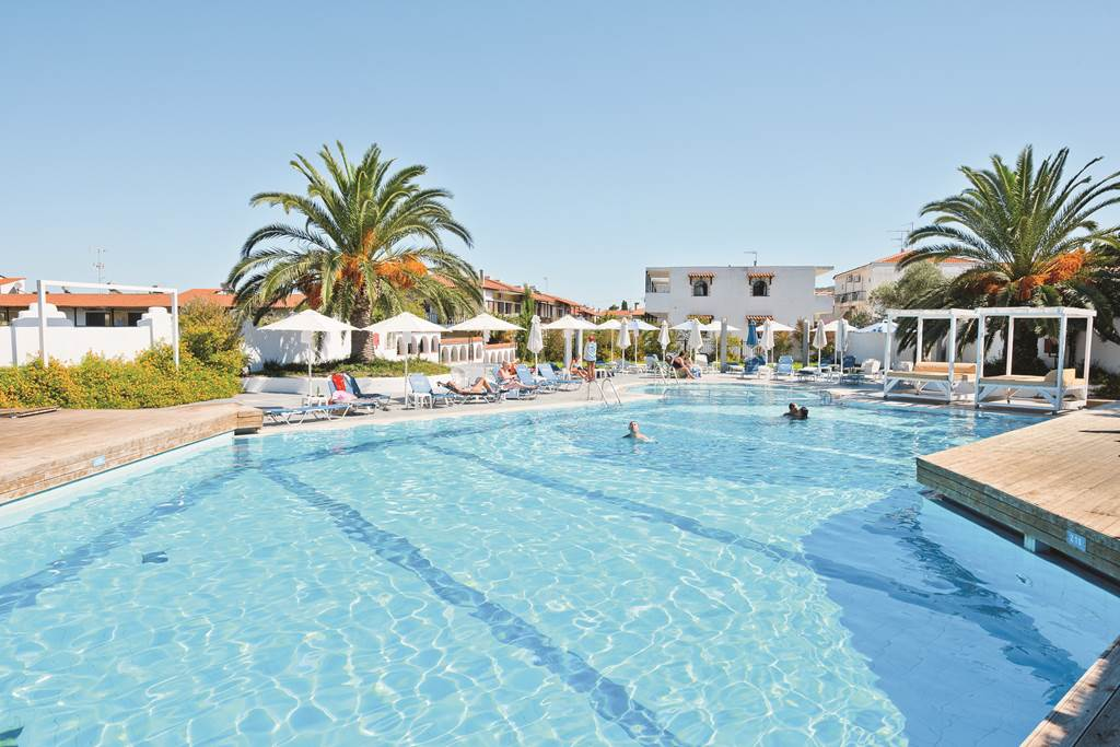 August Summer Holidays Package Holiday To Halkidiki Just