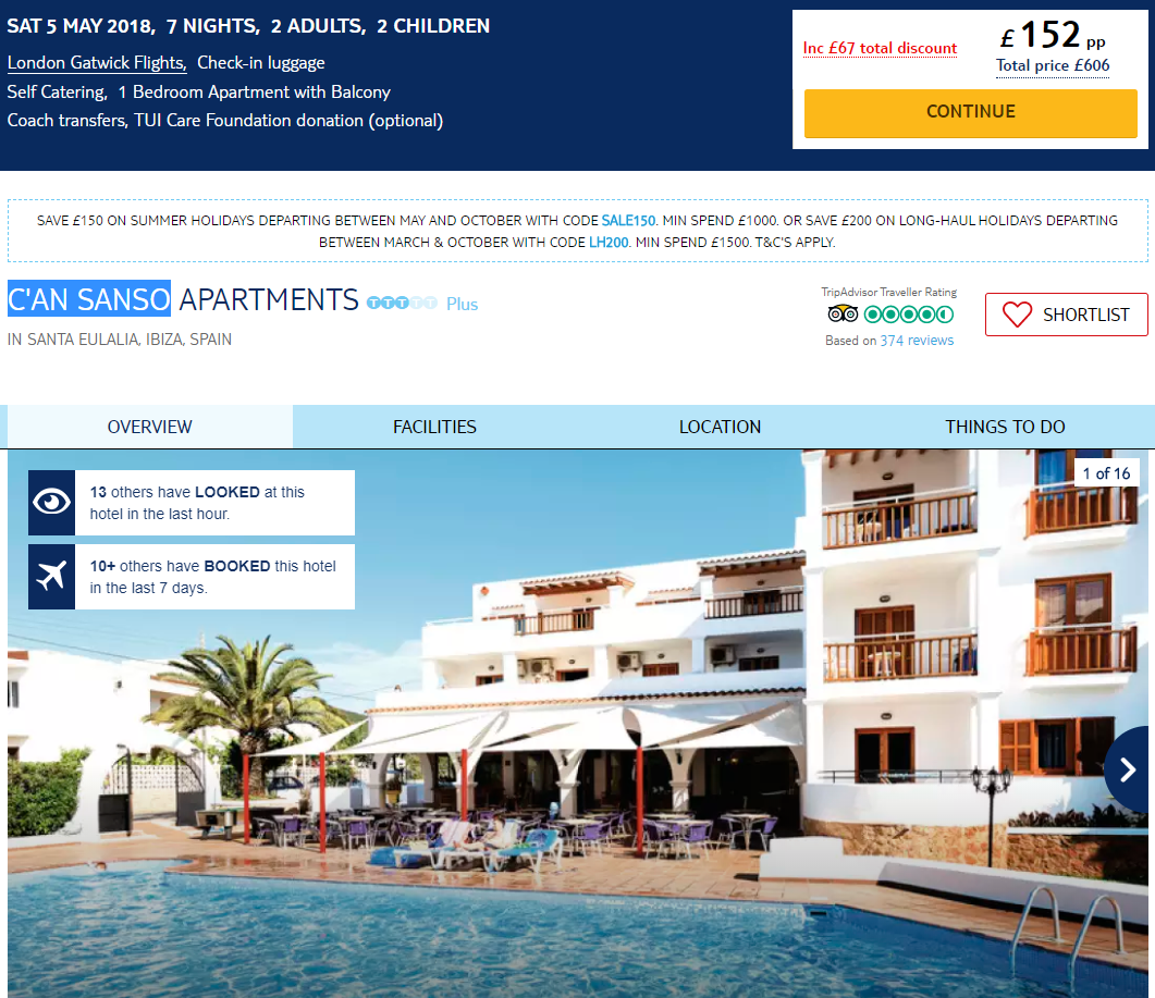 Ibiza  Star Hotels All Inclusive