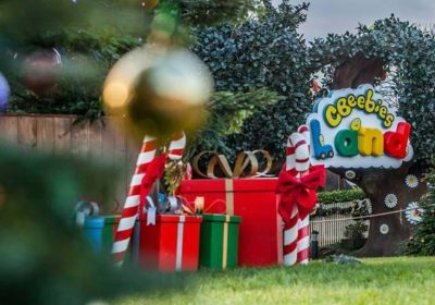 Alton towers christmas discount gifts